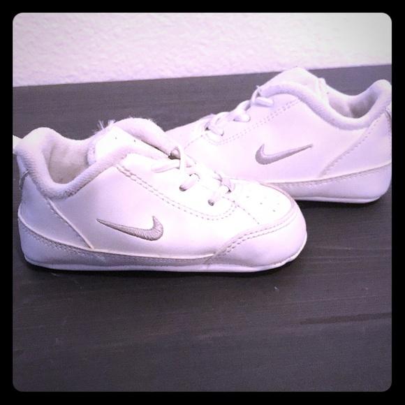 Nike Shoes   Infant White   Poshmark